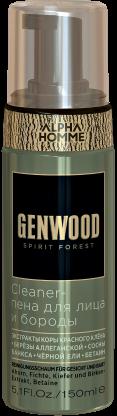 Estel Genwood Cleaner Пена для лица и бороды