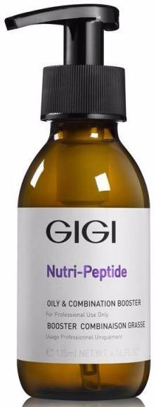 GIGI Nutri Peptide Концентрат-бустер для комбинированной и жирной кожи