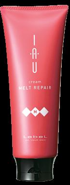 Lebel IAU Аромакрем с тающей текстурой для увлажнения волос Melt Repair