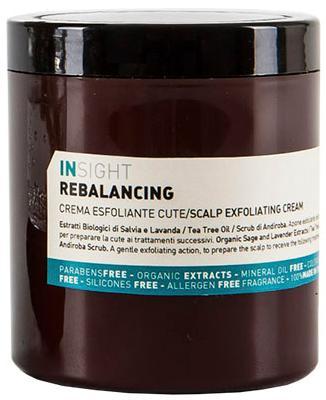Insight Rebalancing Очищающий крем для кожи головы