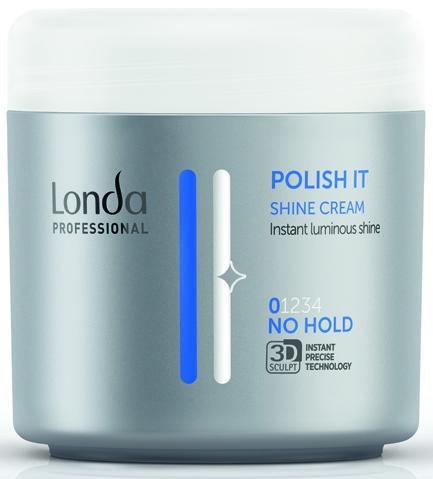 Londa Styling Крем-блеск для волос POLISH IT