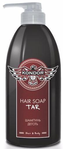 Kondor Hair&Body Шампунь мужской