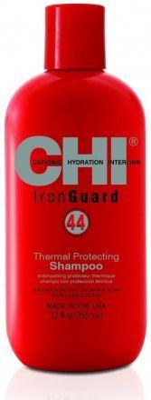 CHI Iron Guard Шампунь термозащита 355мл