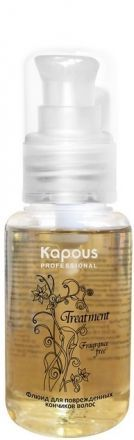 Kapous Treatment Флюид для поврежденных кончиков  волос