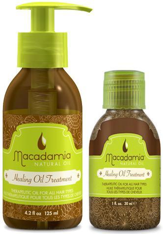 Macadamia Oil Масло-уход восстанавливающее на основе Арганы и Макадамии