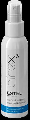 Estel Airex Лак-спрей для волос сильной фиксации