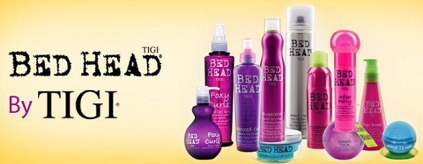 TIGI Bed Head Styling - купить в интернет магазине