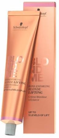 Schwarzkopf Blondme Осветляющий крем для волос Lifting