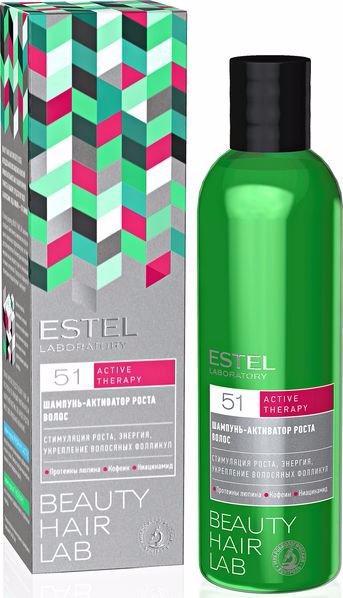 Estel Beauty Hair Lab Active Therapy Шампунь активатор роста волос