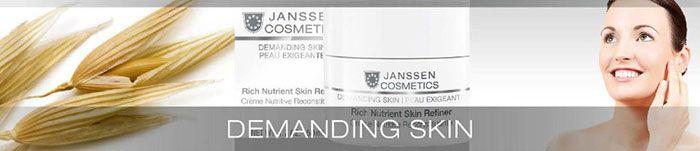 Janssen Cosmetics Demanding Skin