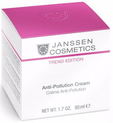 Janssen Trend Edition Защитный дневной крем Anti-Pollution Cream