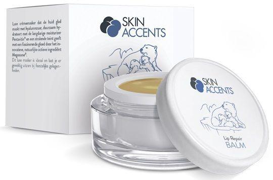 Inspira Skin Accents Защитный и восстанавливающий бальзам для губ Lip Repair Balm