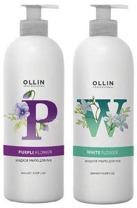 Ollin Жидкое мыло для рук
