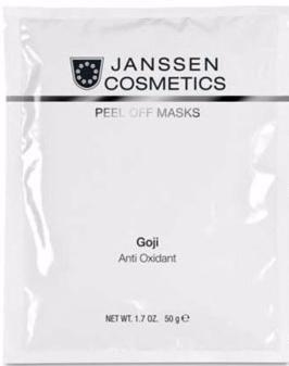 Janssen Антиоксидантная маска с облепихой и ягодами гойи Goji Anti Oxidant