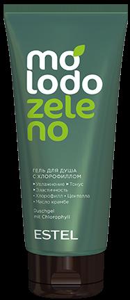 Estel Molodo Zeleno Гель для душа с хлорофиллом