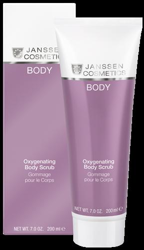 Janssen Body Кислородонасыщающий скраб для тела Oxygenating Body Scrub