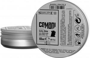 Selective Cemani Воск для волос с глянцевым эффектом Extra Shine