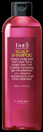 Lebel TheO Шампунь Scalp Shampoo