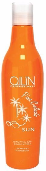Ollin Шампунь для волос и тела Pina Colada Sun