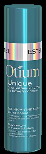 Estel Otium Unique Тоник для роста и укрепления волос