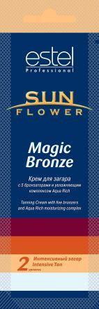 Estel Sun Flower Крем для загара Magic Bronze Степень 2