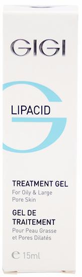 GIGI Lipacid Гель для лица лечебный