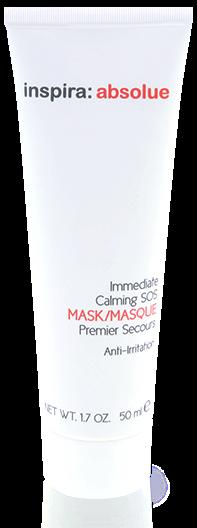 inspira absolue Мгновенно успокаивающая маска Calming SOS Mask