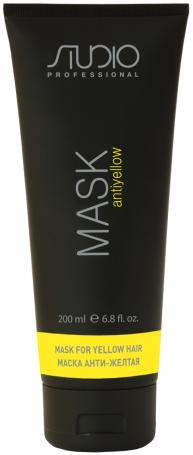Kapous Studio Professional Маска для волос Анти-желтая
