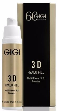 GIGI 3D Hyalu Fill Крем-филлер для лица трехмерный