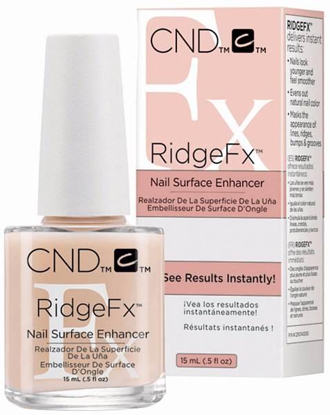 CND Выравнивающее покрытие для натуральных ногтей RidgeFX
