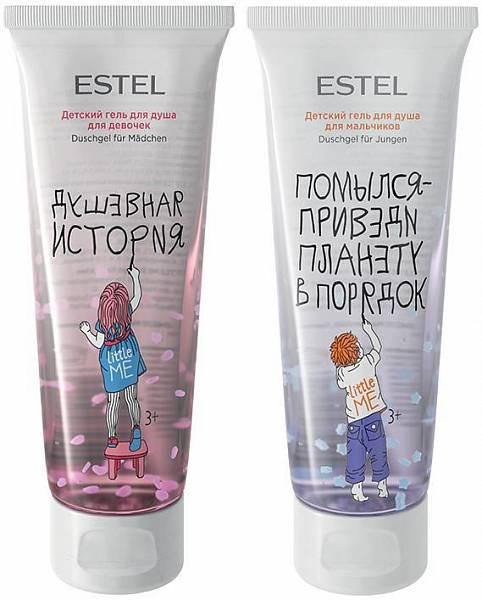 Estel Little Me Детский гель для душа