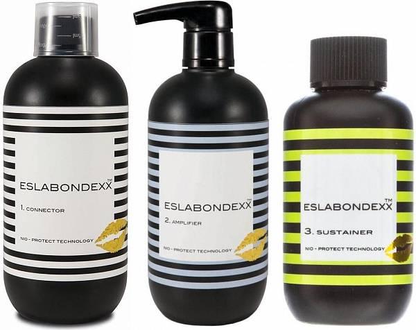 Eslabondexx Процедура глубокого восстановления волос Rehab