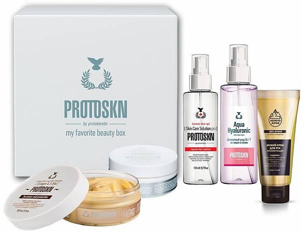 Protokeratin ProtoSKN Набор ProtoSKN для тела №3
