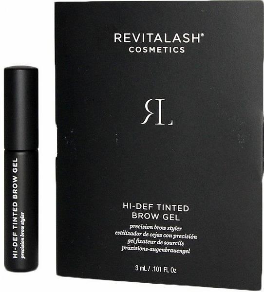 RevitaLash Гель для ресниц с пептидами тонирующий Hi-Def Tinted (Светло-коричневый)