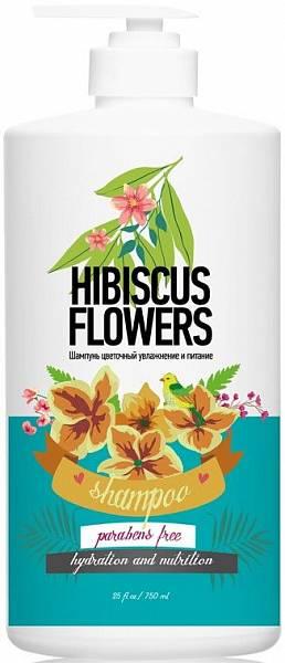 Protokeratin by Family Шампунь цветочный увлажнение и питание цветы гибискуса