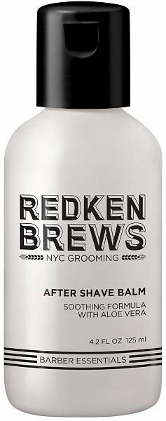 Redken Brews Бальзам после бритья Aftershave