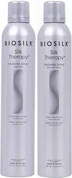Biosilk Silk Therapy Style Лак для волос