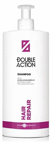 Hair Company Double Action Шампунь восстанавливающий Hair Repair