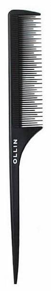 Ollin Professional Расчёска с хвостиком и зубчиками разной длины