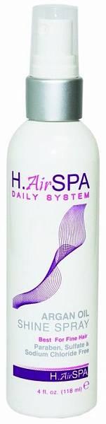 H.AirSPA Argan Oil Спрей для блеска на масле Арганы