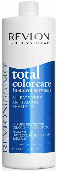 Revlon RCC Шампунь анти-вымывание цвета без сульфатов