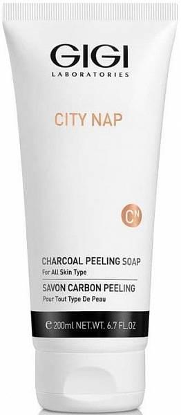 GIGI City Nap Карбоновое мыло-скраб