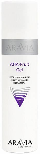 ARAVIA Гель очищающий с фруктовыми кислотами AHA Fruit Gel