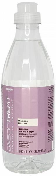 Dikson ONE's Шампунь для волос с маслом арганы Neutro