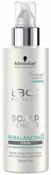Schwarzkopf BC Scalp Genesis Балансирующий флюид Rebalancing Serum