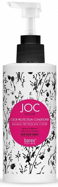 Barex JOC Color Бальзам-кондиционер Стойкость цвета Абрикос и миндаль
