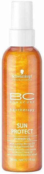 Schwarzkopf BC Sun Масло-спрей с мерцающим блеском