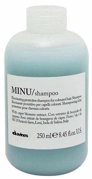 Davines Essential Шампунь для сохранения косметического цвета волос MINU