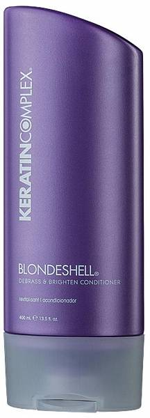Keratin Complex Blondeshell Кондиционер корректирующий для осветлённых и седых волос