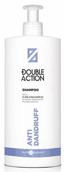 Hair Company Double Action Шампунь против перхоти 1000мл